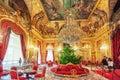 PARIS, FRANCE - JULY 03, 2016 : Apartments of Napoleon III. Lou Royalty Free Stock Photo