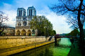 Paris, france. notre dame Stock Photos