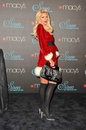 Paris hilton at the launch of siren fragrance by presented by macy s macy s store glendale ca Stock Images