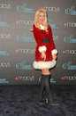 Paris hilton at the launch of siren fragrance by presented by macy s macy s store glendale ca Royalty Free Stock Images