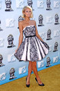 Paris hilton at the mtv movie awards gibson amphitheatre universal city ca Stock Images
