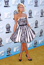 Paris hilton at the mtv movie awards gibson amphitheatre universal city ca Royalty Free Stock Image