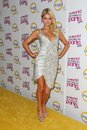 Paris hilton at the world according to premiere party roosevelt hotel hollywood ca Stock Images