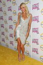 Paris hilton at the world according to premiere party roosevelt hotel hollywood ca Royalty Free Stock Image