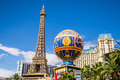 Paris Hotel and Casino Royalty Free Stock Photo