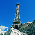 Paris Las Vegas Hotel in Las Vegas, United States Stock Images