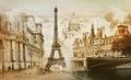 Paríž spomienky