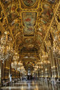 Paris Opera House Royalty Free Stock Photo