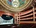 Paris Opera house in Paris, France Royalty Free Stock Photo