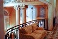 PARIS: Palace hotel of Crillon Royalty Free Stock Photo