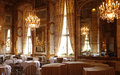 PARIS: Palace hotel of Crillon Royalty Free Stock Photo