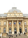 Paris, Palais de Justice Royalty Free Stock Image