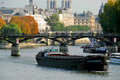 Paris Seine Stock Photography