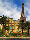 Paris in Vegas Royalty Free Stock Images