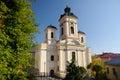 Farský kostol v Banská Štiavnica