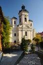 Parish church in Banska Stiavnica