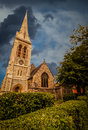 The parish church of saint michael in haringay in london Stock Photo