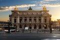 Parisian Grand Opera Royalty Free Stock Photo