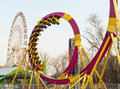 Park amusement Royalty Free Stock Images