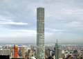 432 Park Avenue Royalty Free Stock Photo