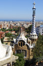 Park Guell Royalty Free Stock Images