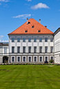 Park in nymphenburg castle, munich Royalty Free Stock Images