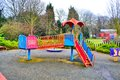 Park Playground Royalty Free Stock Photo