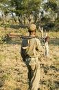 Park ranger Royalty Free Stock Photo