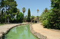 The Park Sama near Cambrils in Spain Stock Photo