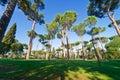 Park of Villa Borghese, Rome