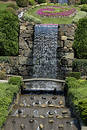 Park Waterfall Royalty Free Stock Photo