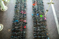 Parking Of Bicycles In Amsterd...