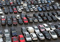 Parking cars Royalty Free Stock Photo