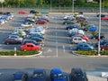 Parkovanie los