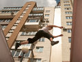 Parkour Stock Images