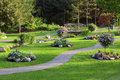 Parkowa sceneria Obrazy Royalty Free