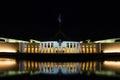 Parliament House Canberra Aust...