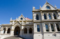 Wellington Parliament library Royalty Free Stock Photo