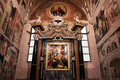 Parma cathedral Royalty Free Stock Photo