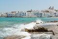 Paros island Royalty Free Stock Photo