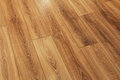 Parquet floor Stock Image