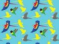 Parrot Wallpaper Macaw Cockatiel Lovebird 1