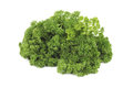 Parsley a bunch of on white background Royalty Free Stock Photography