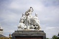 Part of Albert Memorial Royalty Free Stock Photography