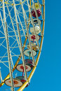 Part big wheel bordeaux france europe fair Stock Photos
