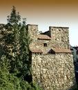 Časť historickej budovy