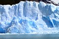 Part iceberg patagonia south america Stock Photos