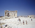 The Parthenon Royalty Free Stock Image