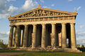 Parthenon (front view) Royalty Free Stock Images