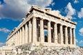 Parthenon, Greece Royalty Free Stock Photo